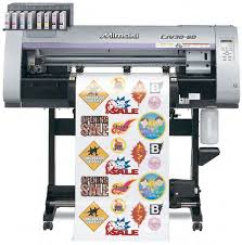 Mimaki Vinyl printer Setup