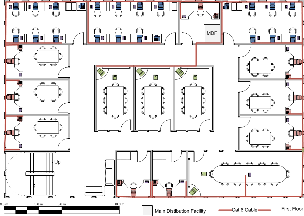 New Building  work Design Whitepaper on cisco diagram