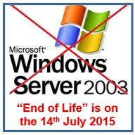 Windows 2003 Migration